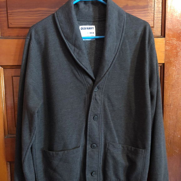 3f4cf58e9db Old Navy Shawl-Collar Cardigan for Men. M 5b7873349539f7dd7e29fffa